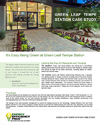 Energy Efficiency Pros Phoenix Commercial Case Study