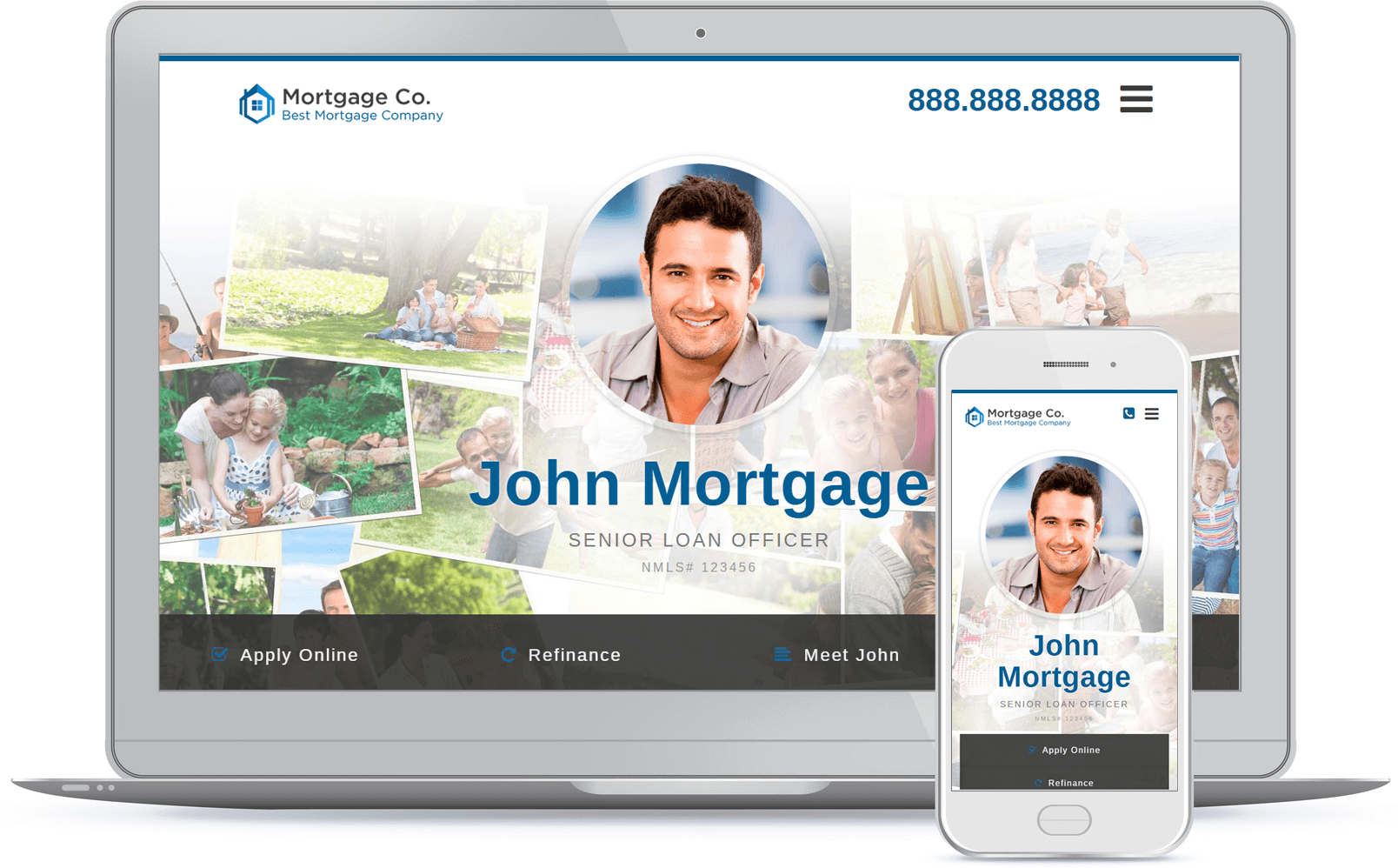 Why Lenderd Mortgage Websites?