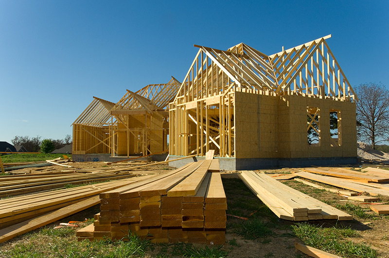 Texas home construction
