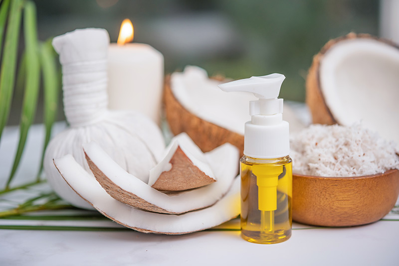 Using Coconut Oil for Household Chores