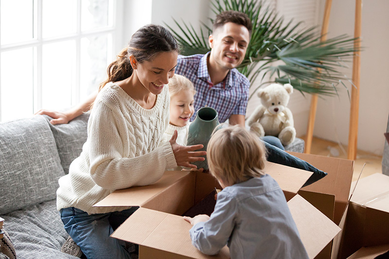 Moving Tips Part #3 – Unpacking & Getting Settled Greenville
