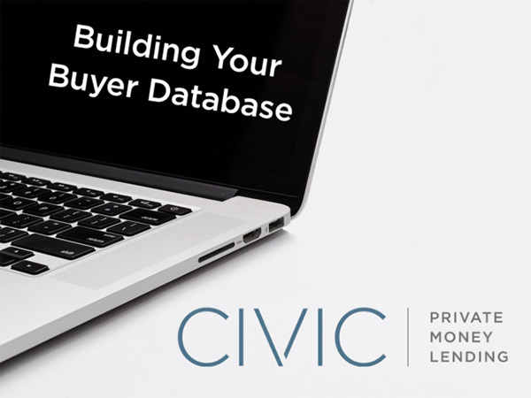 Building Your Buyer Database