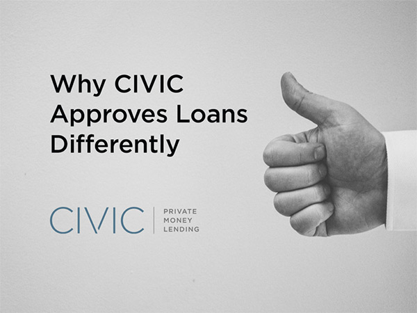 Why CIVIC Approves Loans Differently
