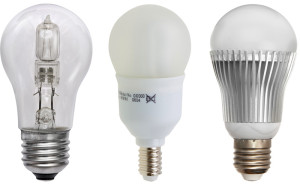 How Do LED Light Bulbs Stack Up Against CFLs and Halogens? Chula Vista