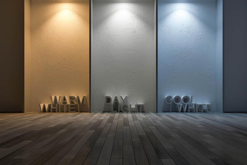 Choosing an LED Color Temperature for your Hellam Building