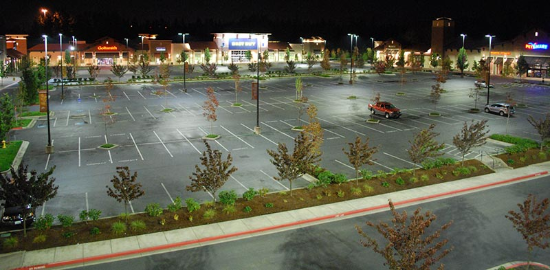 Upgrade Your Parking Lot to Energy Efficient LED Lighting