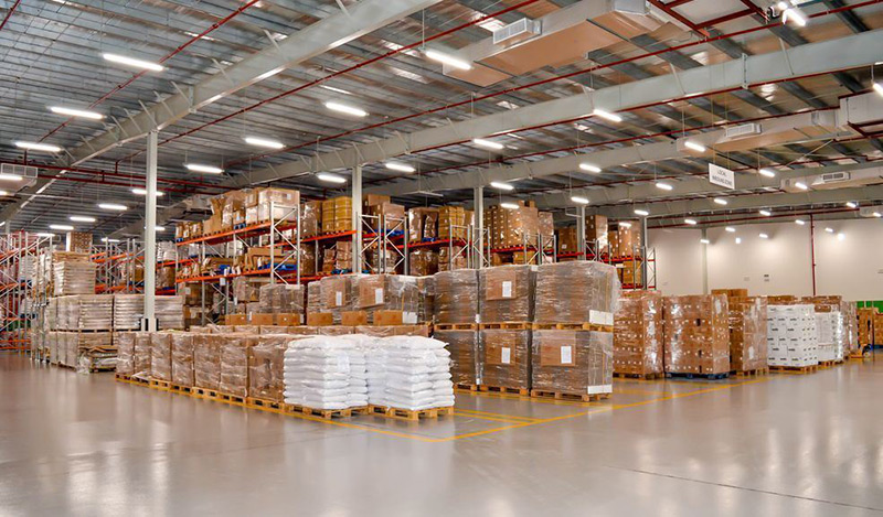 The Incredible Value of LED Overhead Lights for Hellam Warehouses