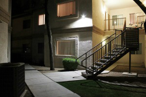 Apartment LED Lighting Austin