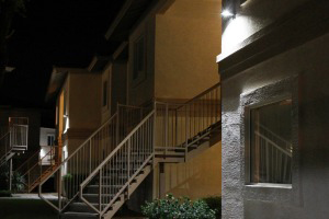 Apartment Complex LED Lighting Erie