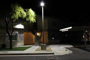LED Lighting Apartments Austin