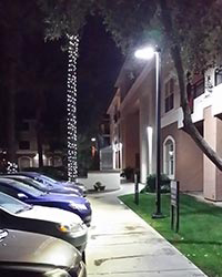 Area Commercial LED Lighting Frisco