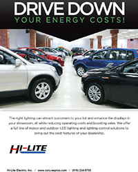 Energy Efficiency Pros Auto Dealerships Case Study