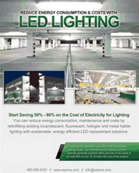 Energy Efficiency Pros Phoenix Corporate Brochure
