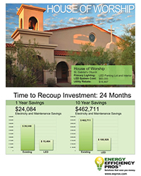Energy Efficiency Pros Phoenix Case Study