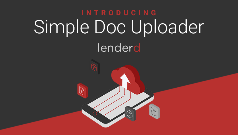 Simple Doc Uploader Now Available on All Mortgage Websites