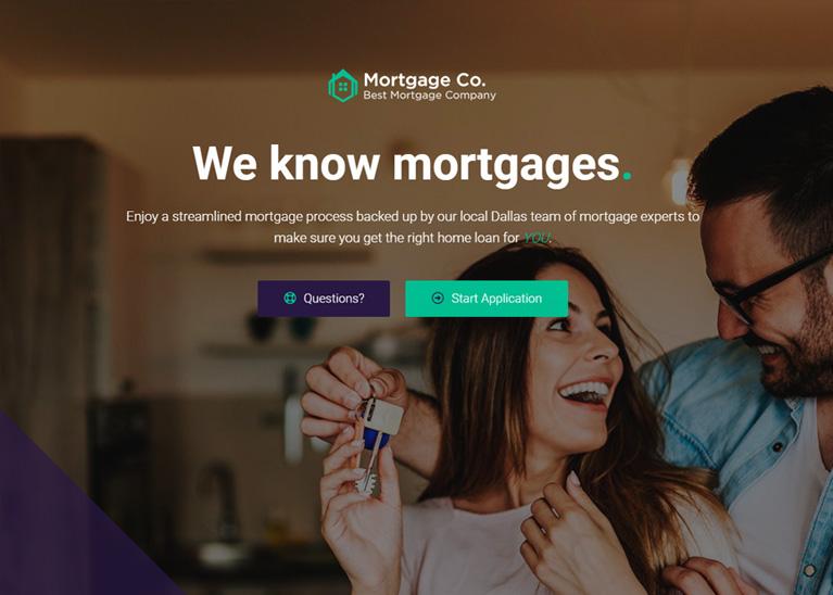 Loan Officer Website 7