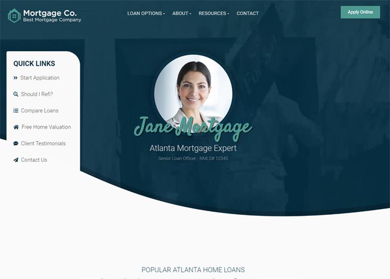 Loan Officer Website 9