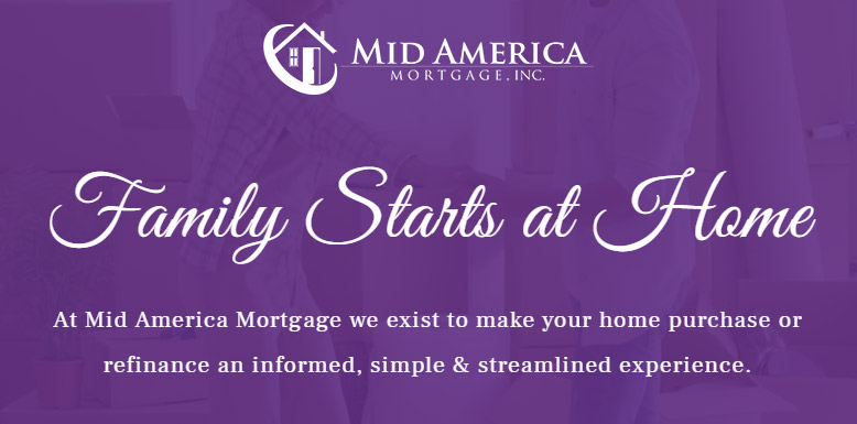 Home Loan Options - Mortgage Options :: Mid America Mortgage